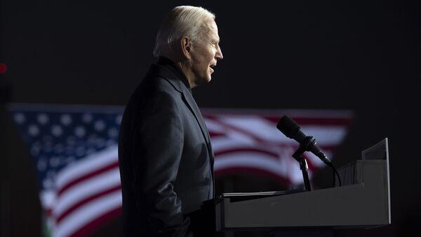 Joe Biden, aspirante a la presidencia de EEUU - Sputnik Mundo