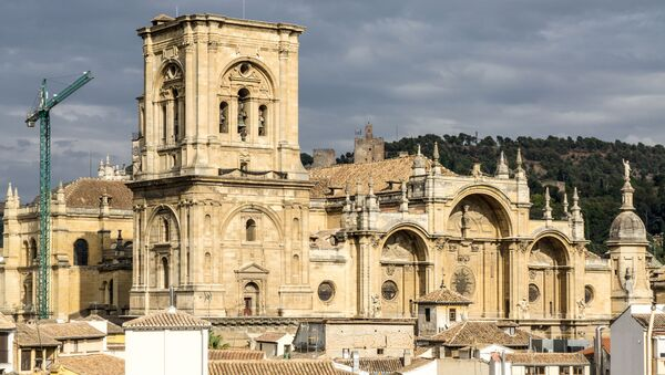 Catedral de Granada - Sputnik Mundo