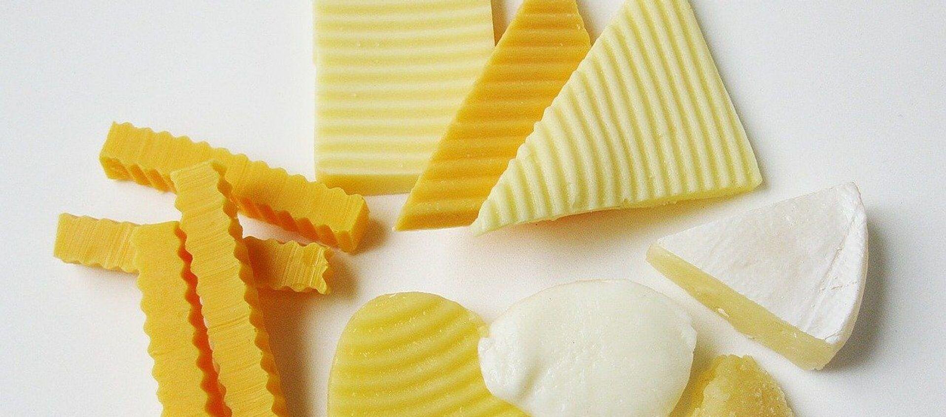 variedades de quesos - Sputnik Mundo, 1920, 10.12.2020