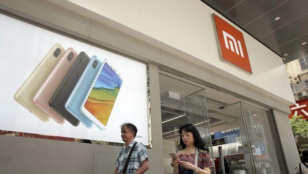 Una tienda de Xiaomi - Sputnik Mundo