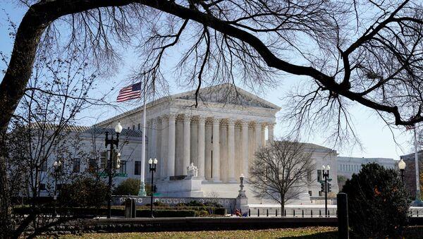 Corte Suprema de EEUU - Sputnik Mundo