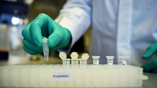 Desarrollo de la vacuna anti-coronavirus de la farmacéutica alemana CureVac - Sputnik Mundo