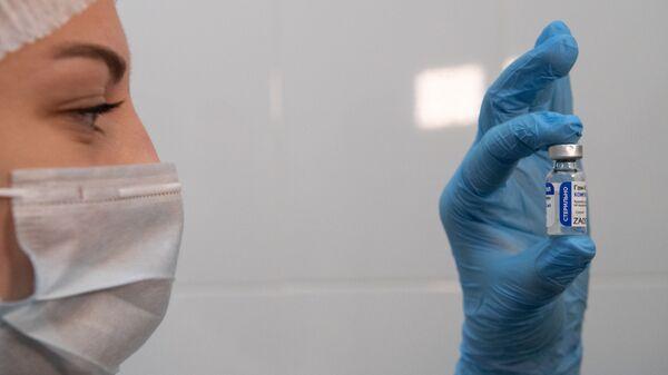 Vacunación contra el coronavirus en Rusia  - Sputnik Mundo