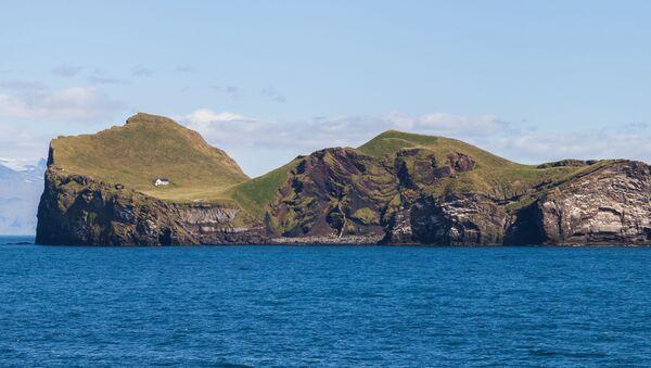 La isla Elliðaey, Islandia - Sputnik Mundo