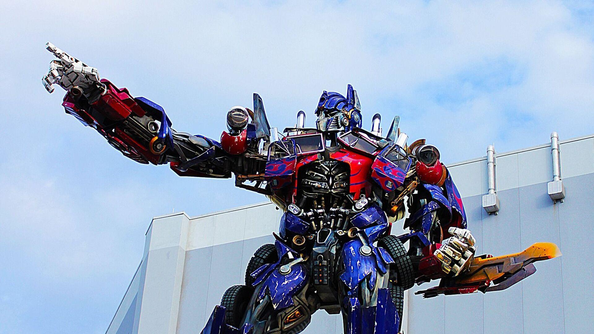 Optimus Prime, el personaje de 'Transformers' - Sputnik Mundo, 1920, 08.09.2021