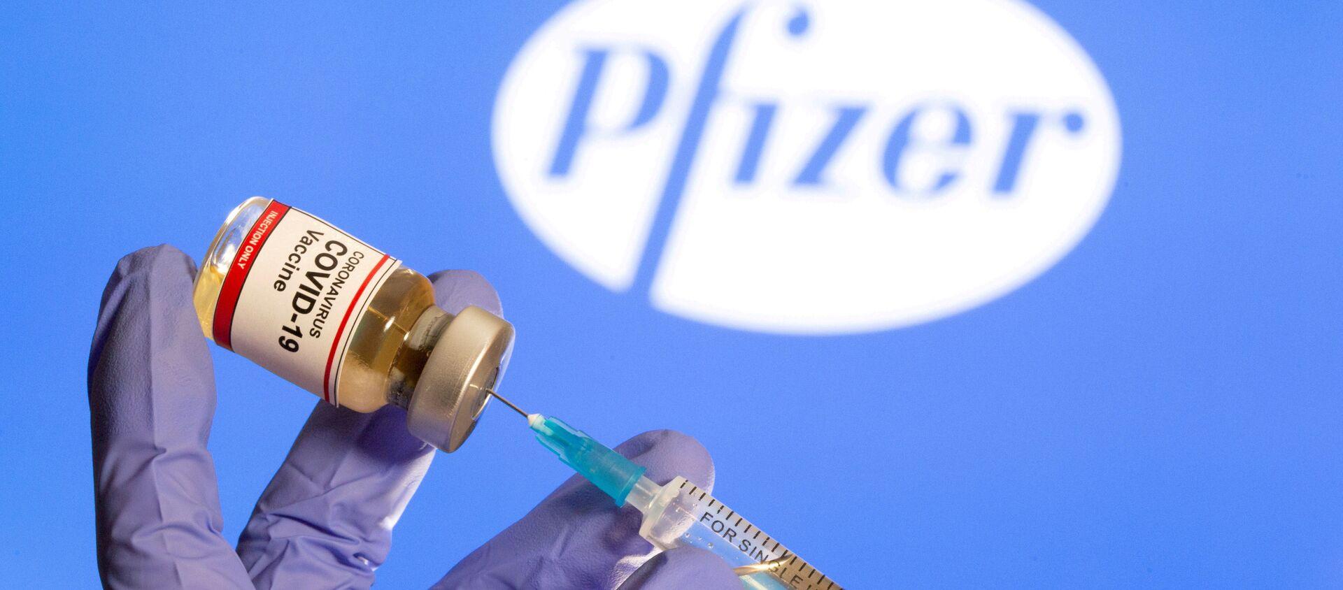 Vacuna contra el coronavirus Pfizer - Sputnik Mundo, 1920, 15.01.2021