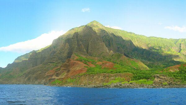 La isla de Kauai, EEUU - Sputnik Mundo