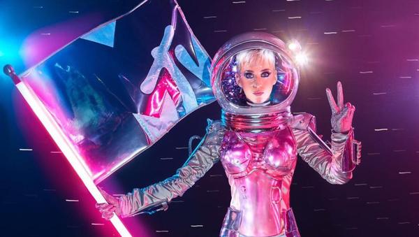 La cantante Katy Perry, foto de archivo - Sputnik Mundo