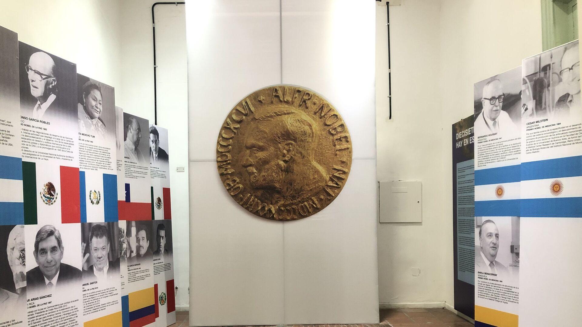 La Casa de los Premios Nobel Latinoamericanos, creada por la ONG Serpaj y la Universidad de Buenos Aires - Sputnik Mundo, 1920, 04.10.2021