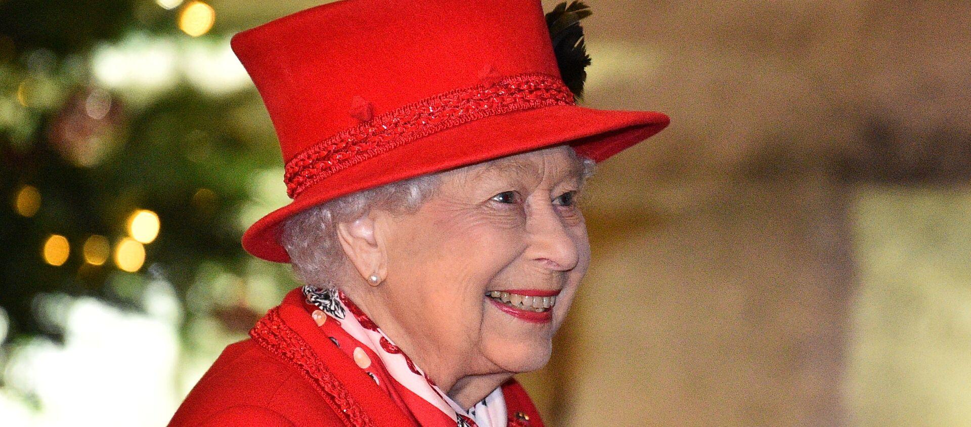 La reina Isabel II - Sputnik Mundo, 1920, 27.01.2021
