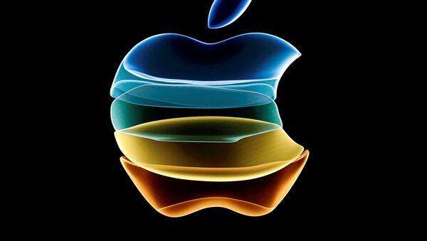 Logo de Apple (imagen referencial) - Sputnik Mundo
