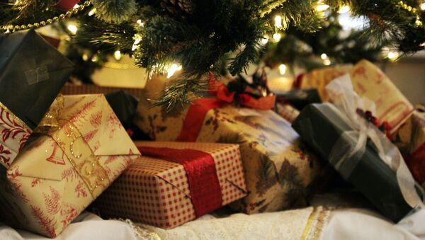 Regalos de Navidad - Sputnik Mundo