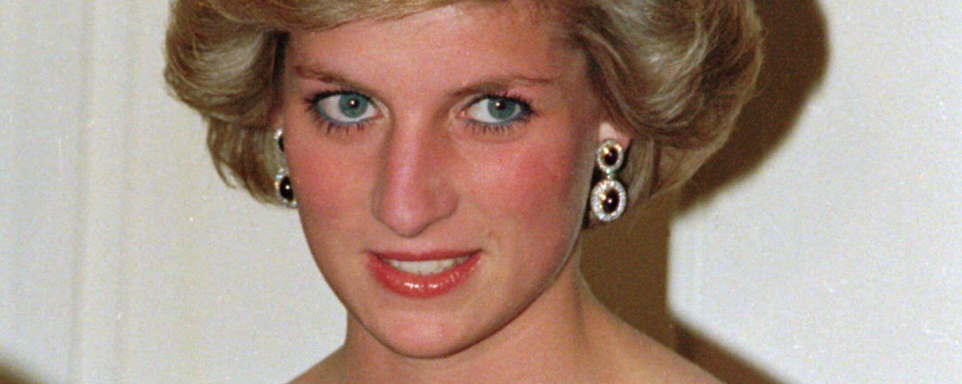 Lady Di en 1985 - Sputnik Mundo, 1920, 30.12.2020