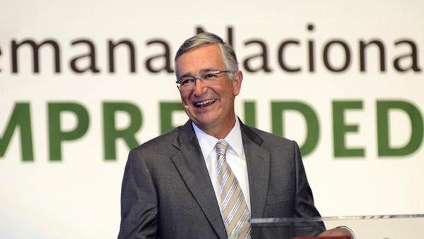 Ricardo Salinas, multimillonario mexicano - Sputnik Mundo