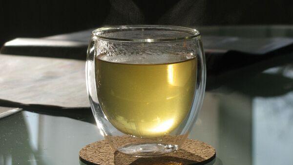 Un vaso de té (imagen referencial) - Sputnik Mundo