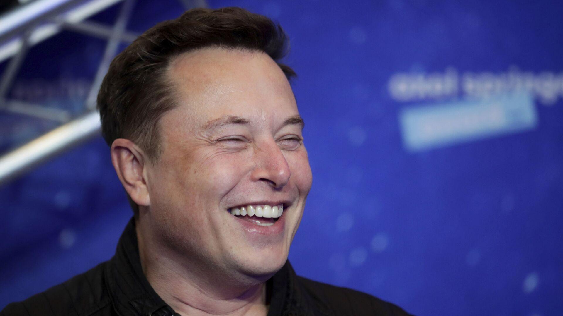 Elon Musk, fundador de Tesla y SpaceX - Sputnik Mundo, 1920, 10.03.2021