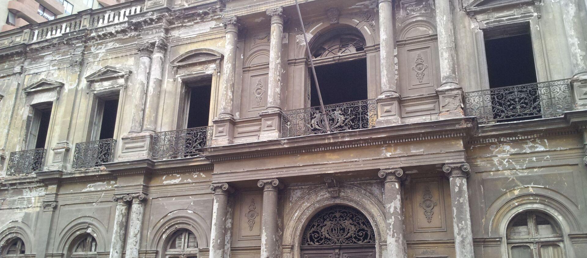 Palacio Pereira - Sputnik Mundo, 1920, 11.01.2021