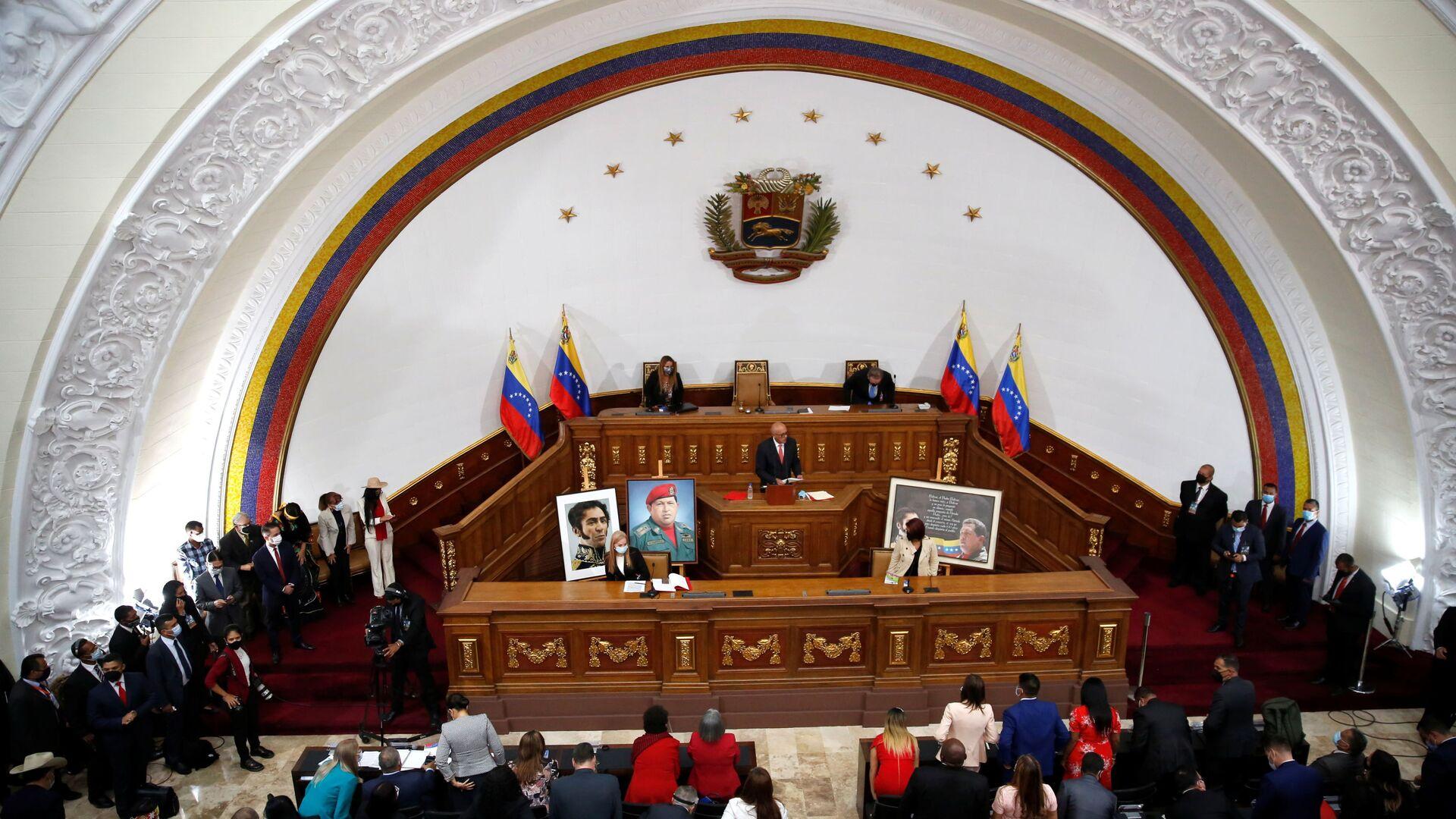 Asamblea Nacional de Venezuela - Sputnik Mundo, 1920, 25.08.2021