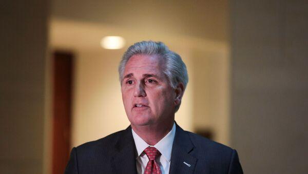 Kevin McCarthy, el líder republicano en la Cámara de Representantes - Sputnik Mundo