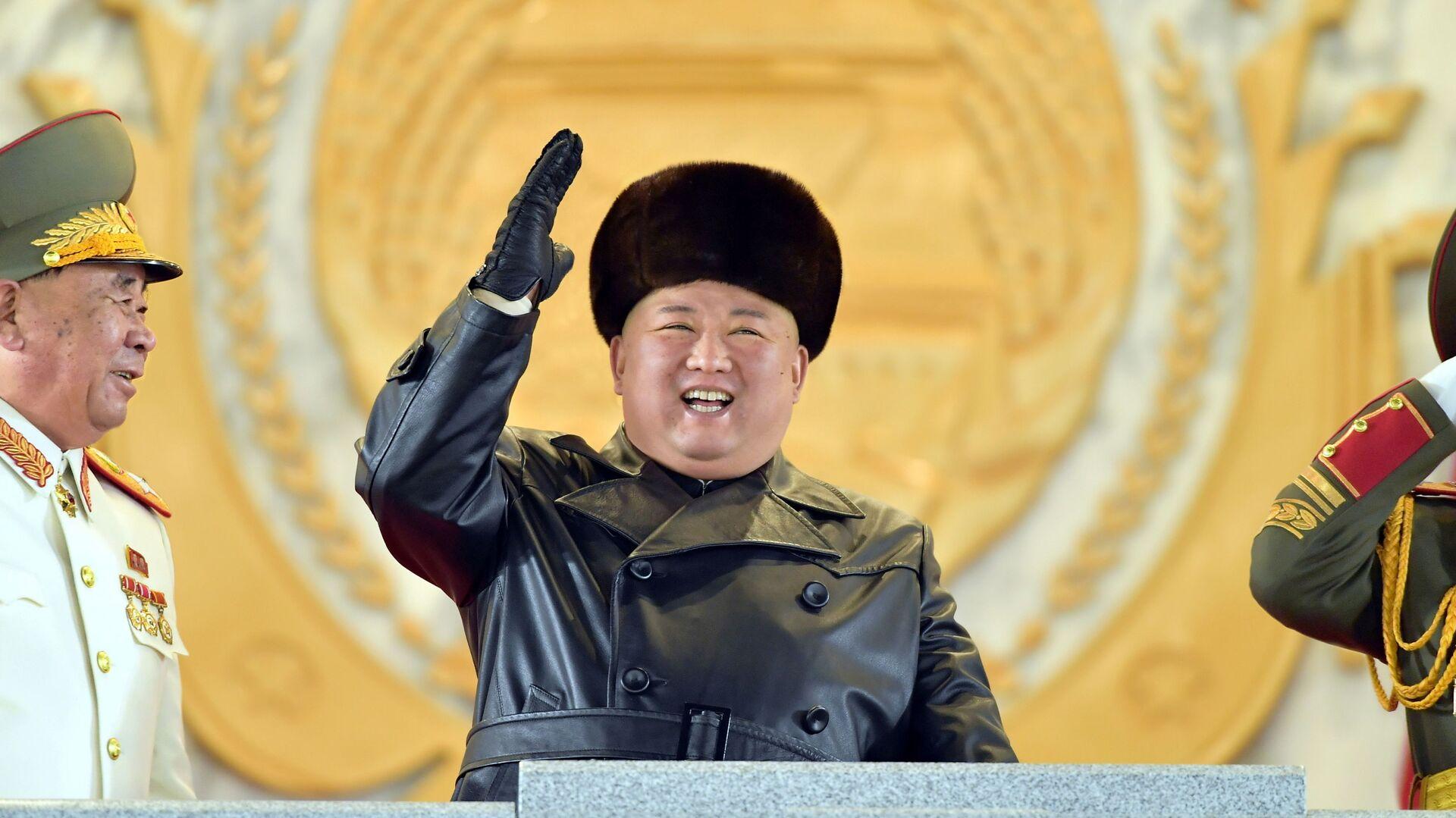 Kim Jong-un, líder de Corea del Norte - Sputnik Mundo, 1920, 12.09.2021