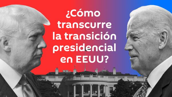 Cómo transcurre la transición presidencial en EEUU - Sputnik Mundo