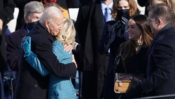 Las imágenes más destacadas de la toma de posesión de Joe Biden    - Sputnik Mundo