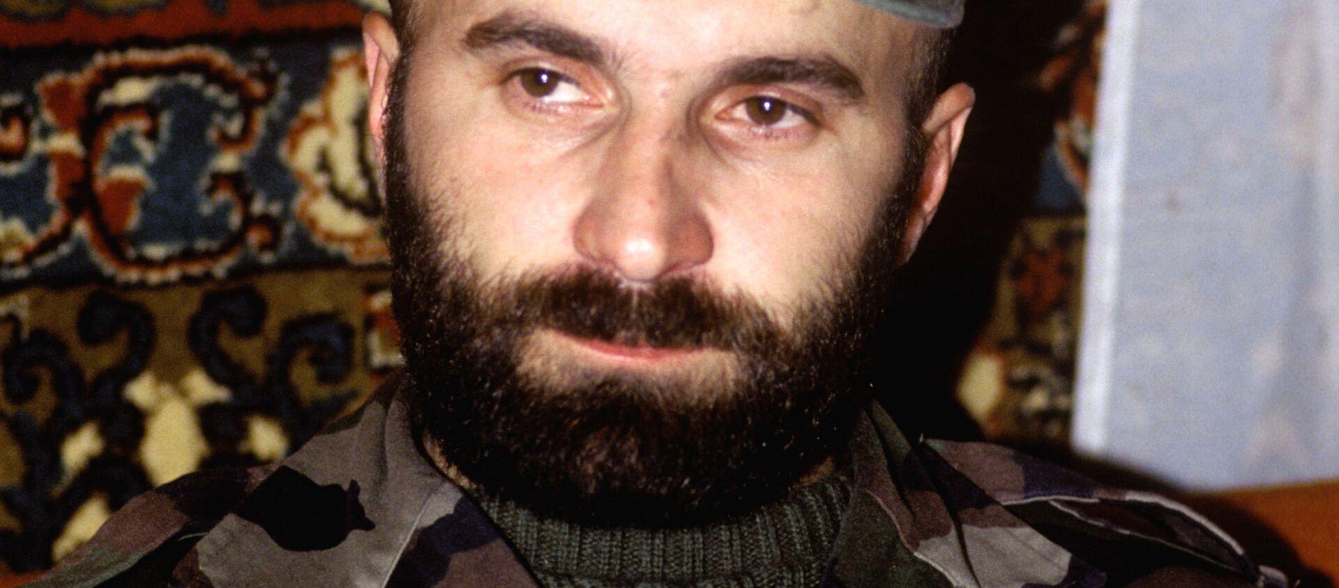 Shamil Basáyev, terrorista checheno - Sputnik Mundo, 1920, 22.01.2021