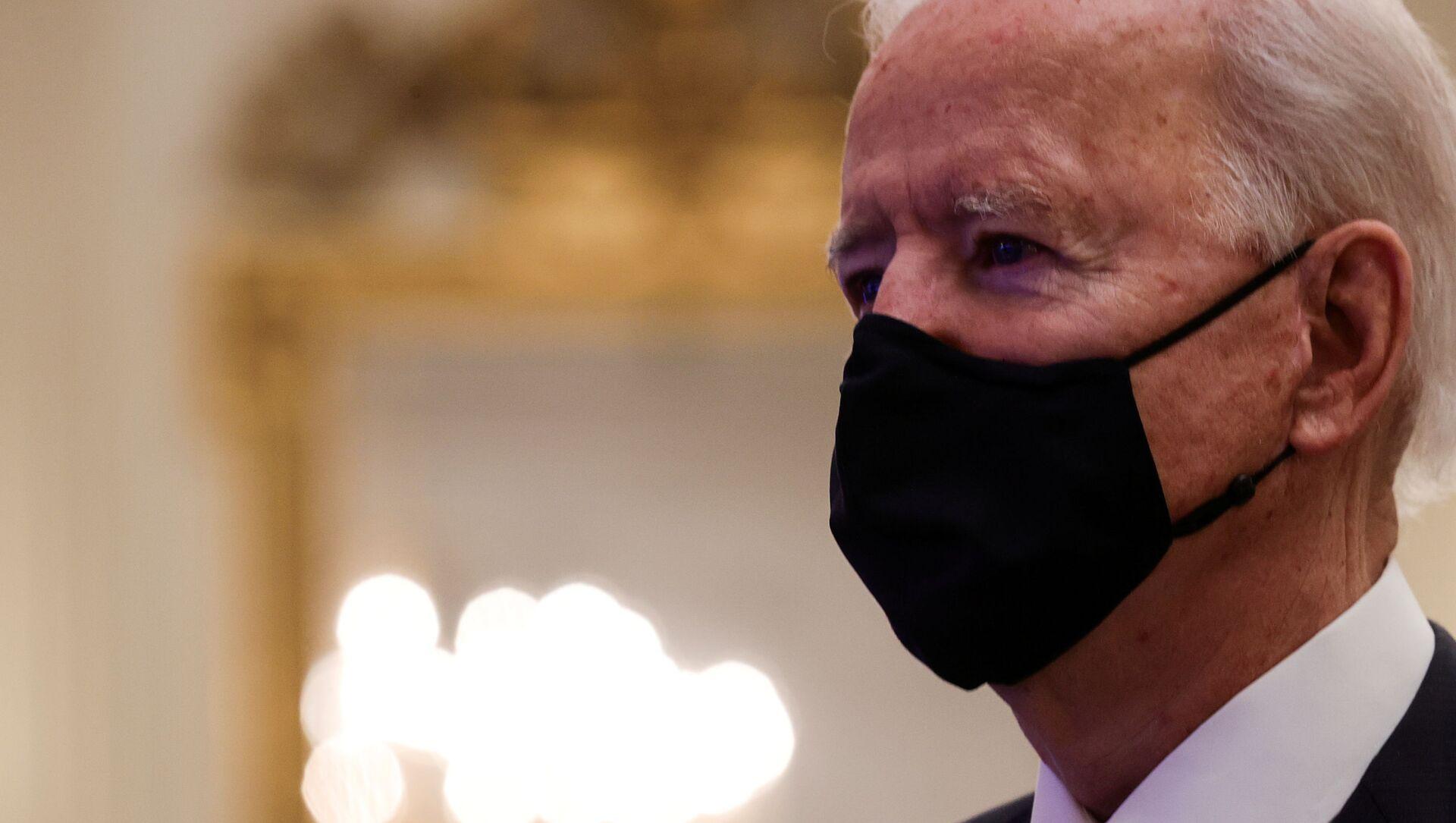 Joe Biden, presidente de EEUU - Sputnik Mundo, 1920, 04.02.2021