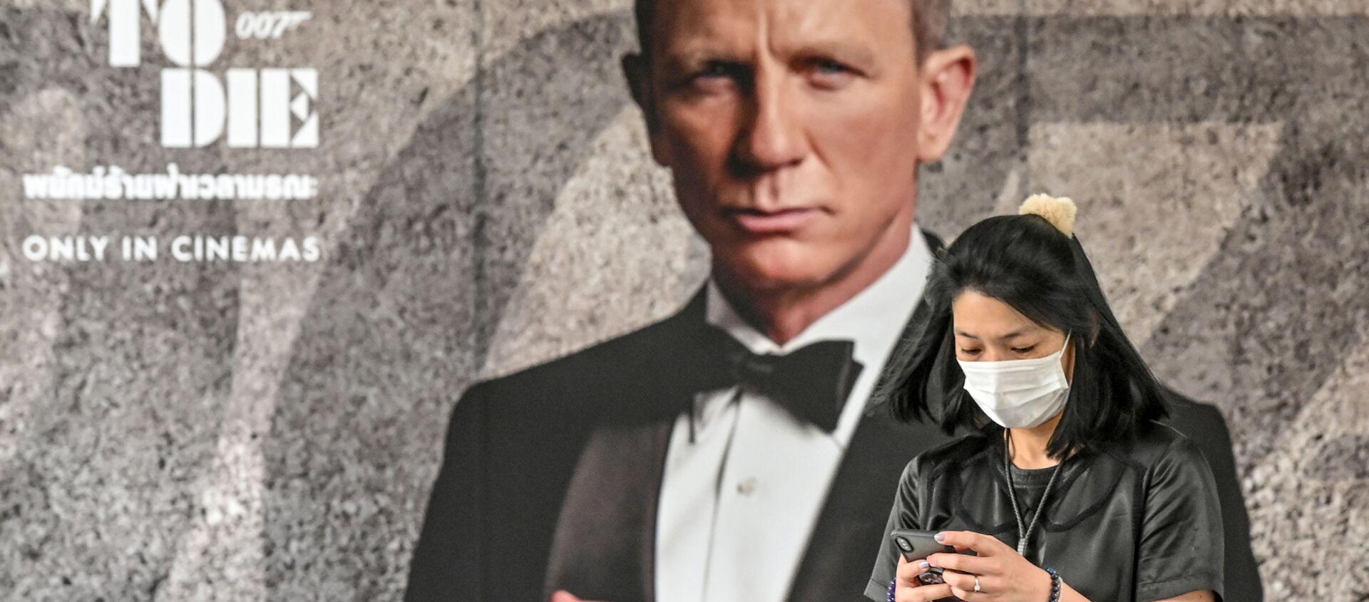 No Time To Die, la nueva película de James Bond - Sputnik Mundo, 1920, 22.01.2021