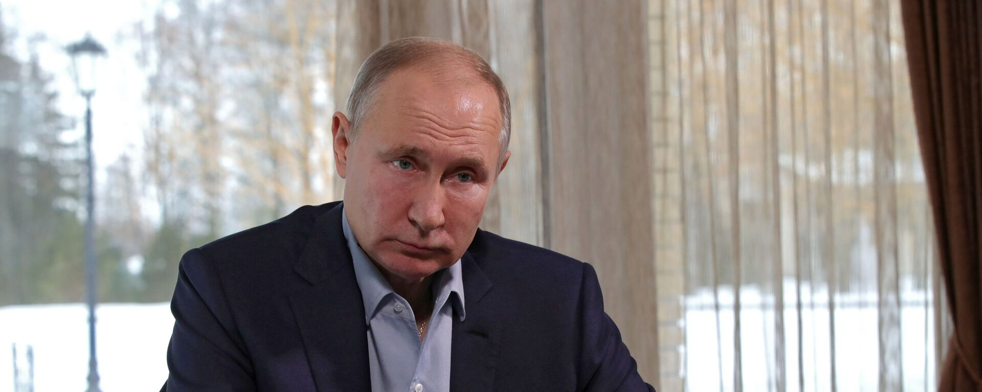 Vladímir Putin, presidente de Rusia - Sputnik Mundo, 1920, 22.03.2021