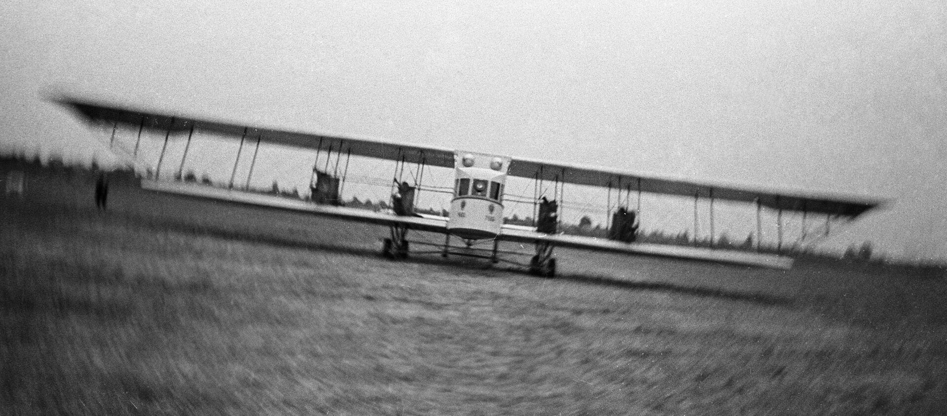 Bombardero ruso Ilia Muromets (archivo) - Sputnik Mundo, 1920, 26.01.2021