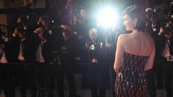 El Festival de cine de Cannes (archivo) - Sputnik Mundo