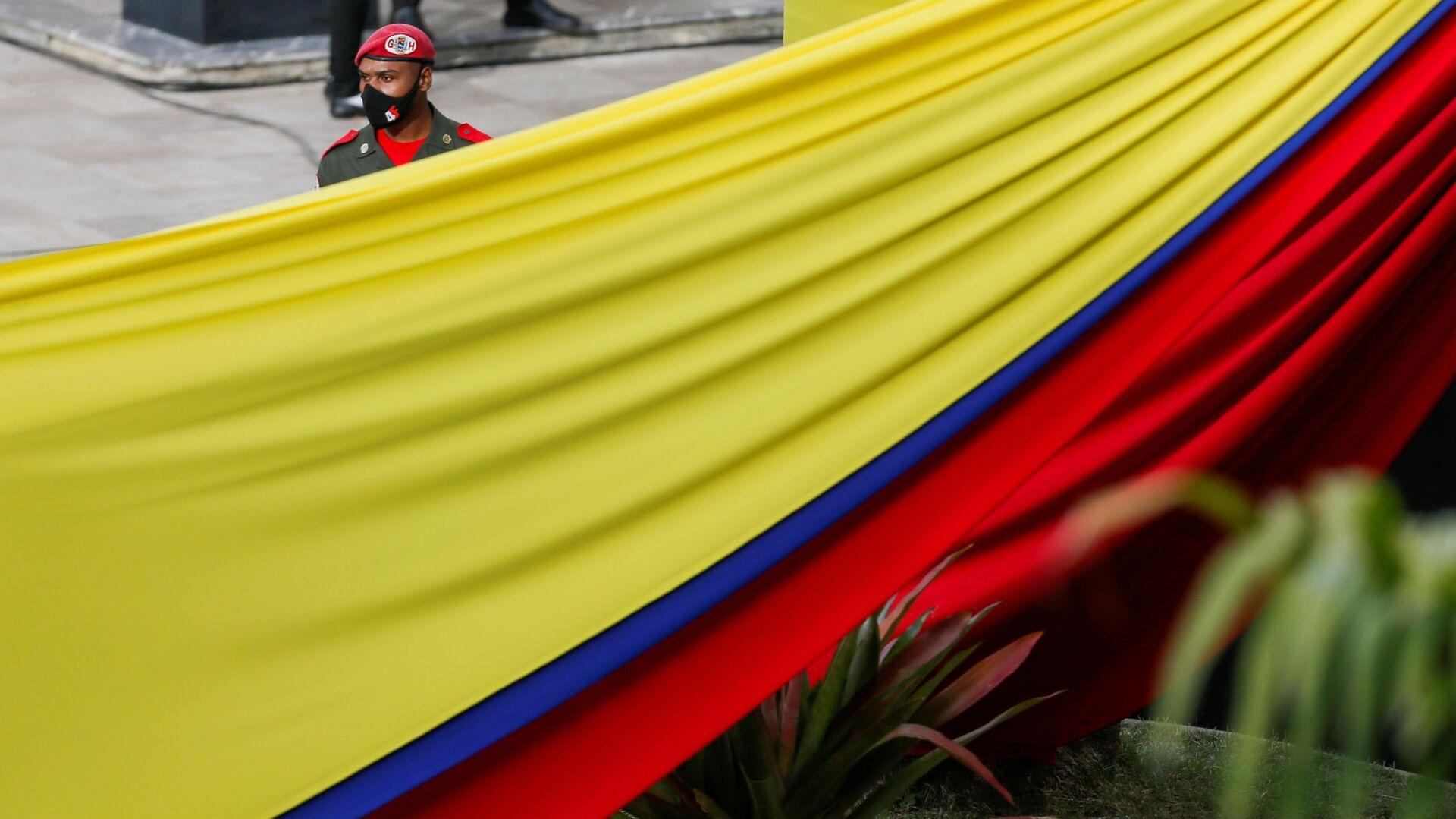 Bandera de Venezuela - Sputnik Mundo, 1920, 13.08.2021