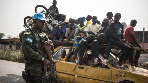 Situación en la República Centroafricana - Sputnik Mundo