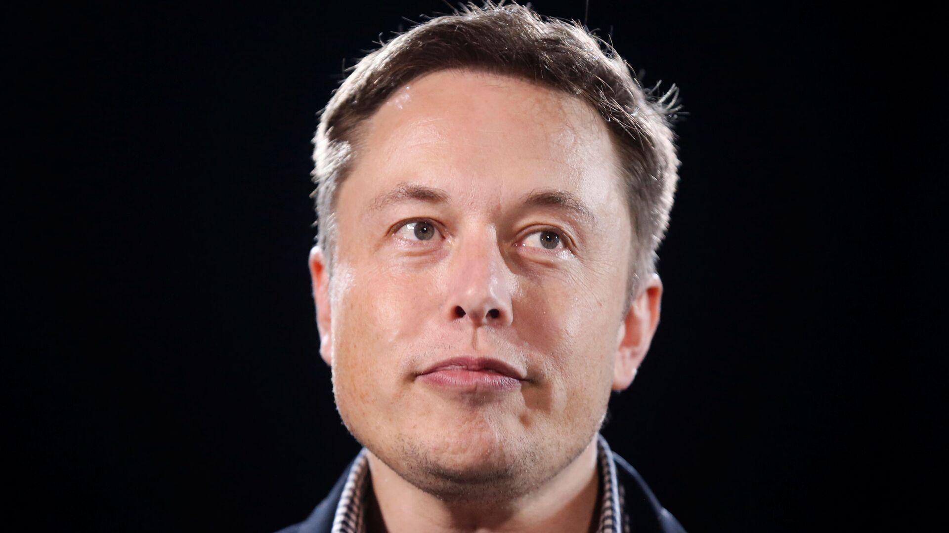 Elon Musk, director general de Tesla y SpaceX - Sputnik Mundo, 1920, 10.08.2021