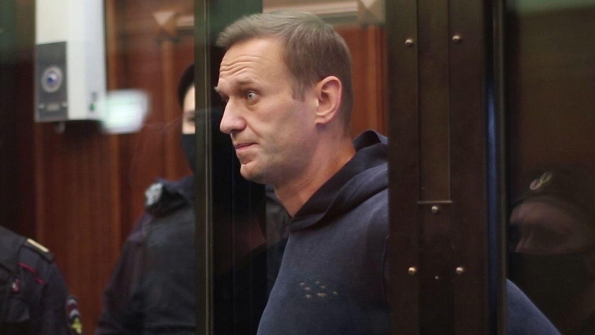 El bloguero opositor ruso, Alexéi Navalni - Sputnik Mundo, 1920, 02.02.2021