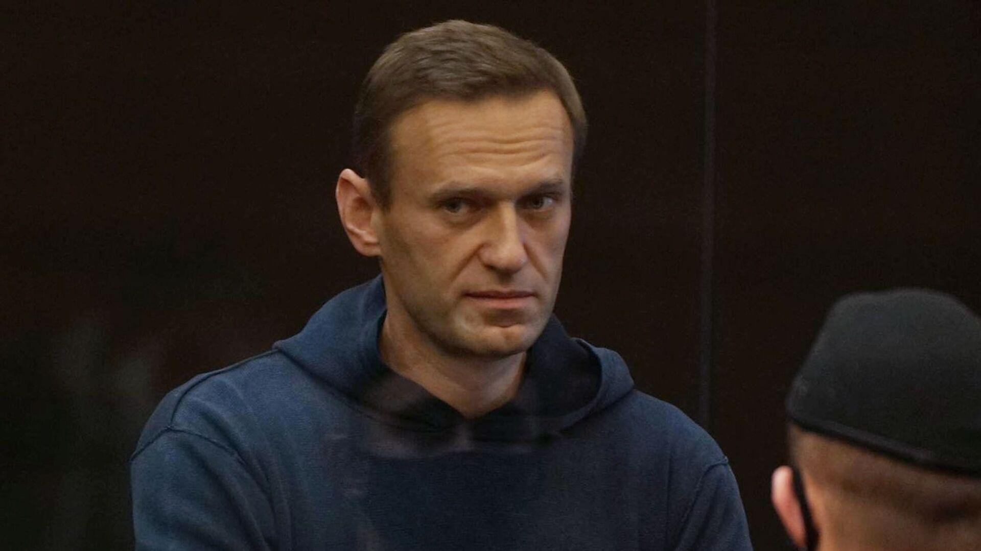 Alexéi Navalni, opositor ruso - Sputnik Mundo, 1920, 26.07.2021