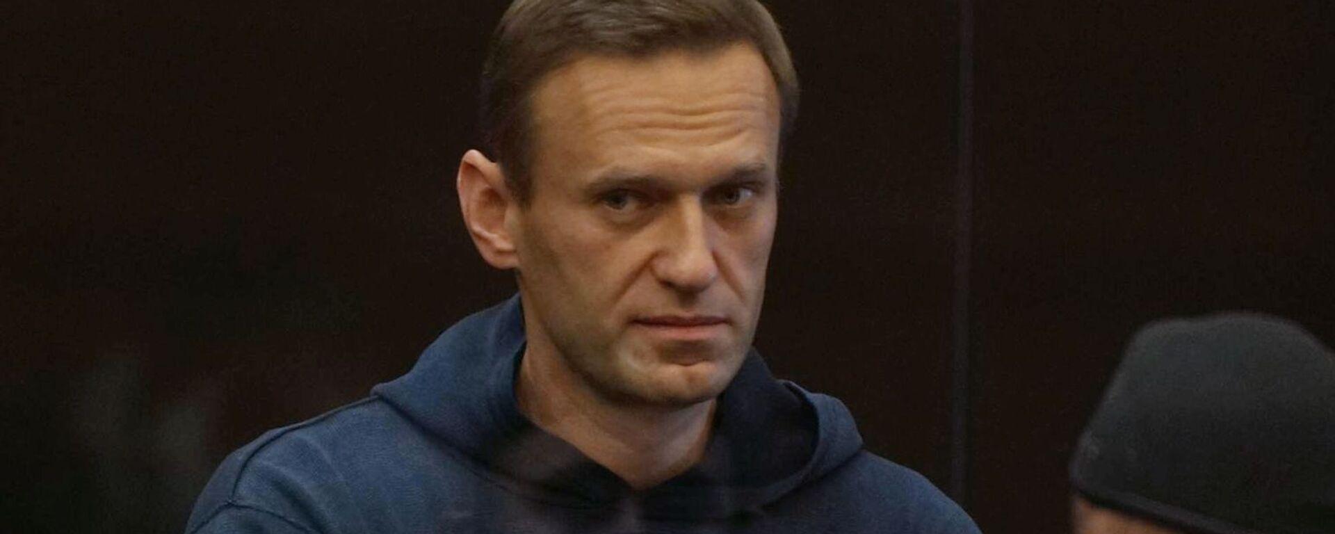 Alexéi Navalni, opositor ruso - Sputnik Mundo, 1920, 08.02.2021