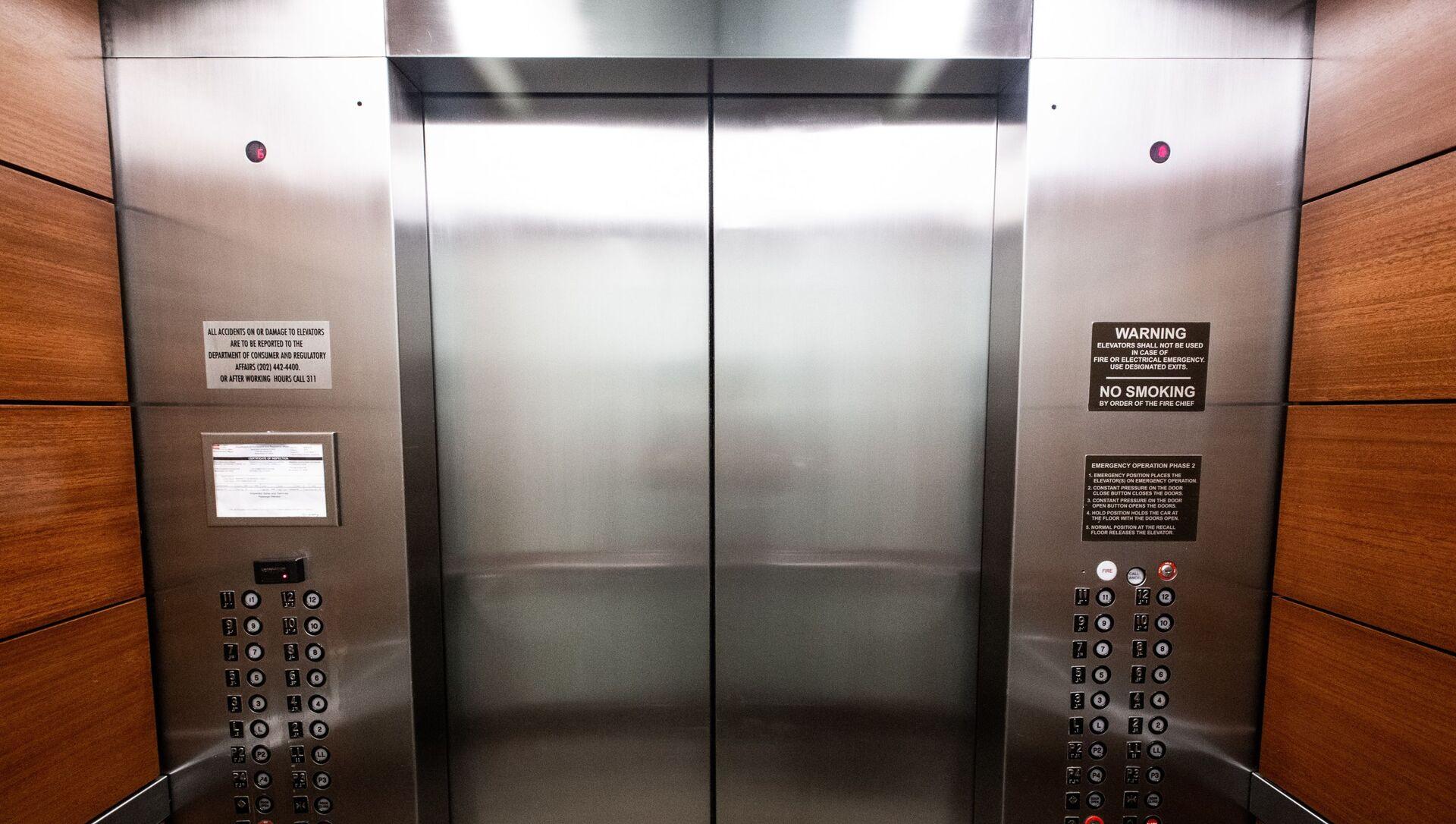 Un ascensor - Sputnik Mundo, 1920, 02.02.2021