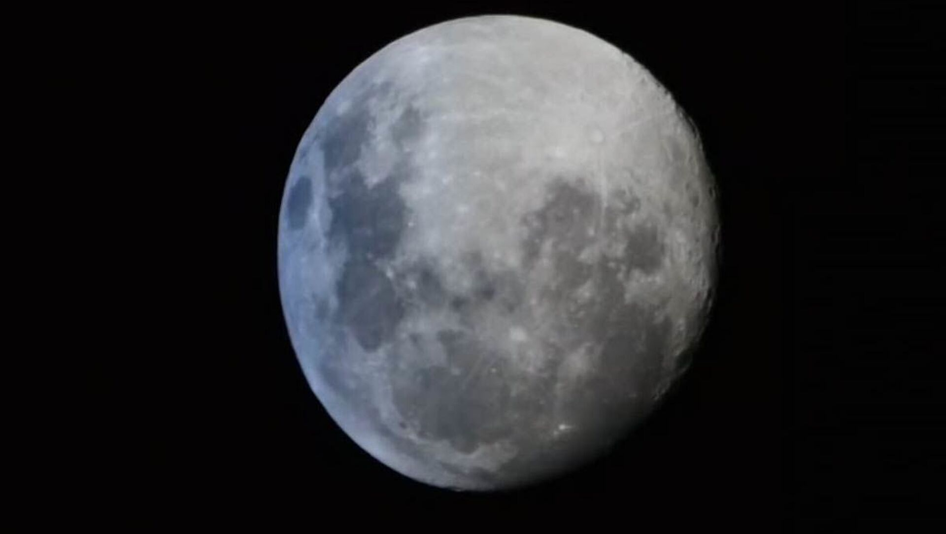 Así es como se ve la puesta de la Luna desde la Estación Espacial Internacional - Sputnik Mundo, 1920, 02.02.2021