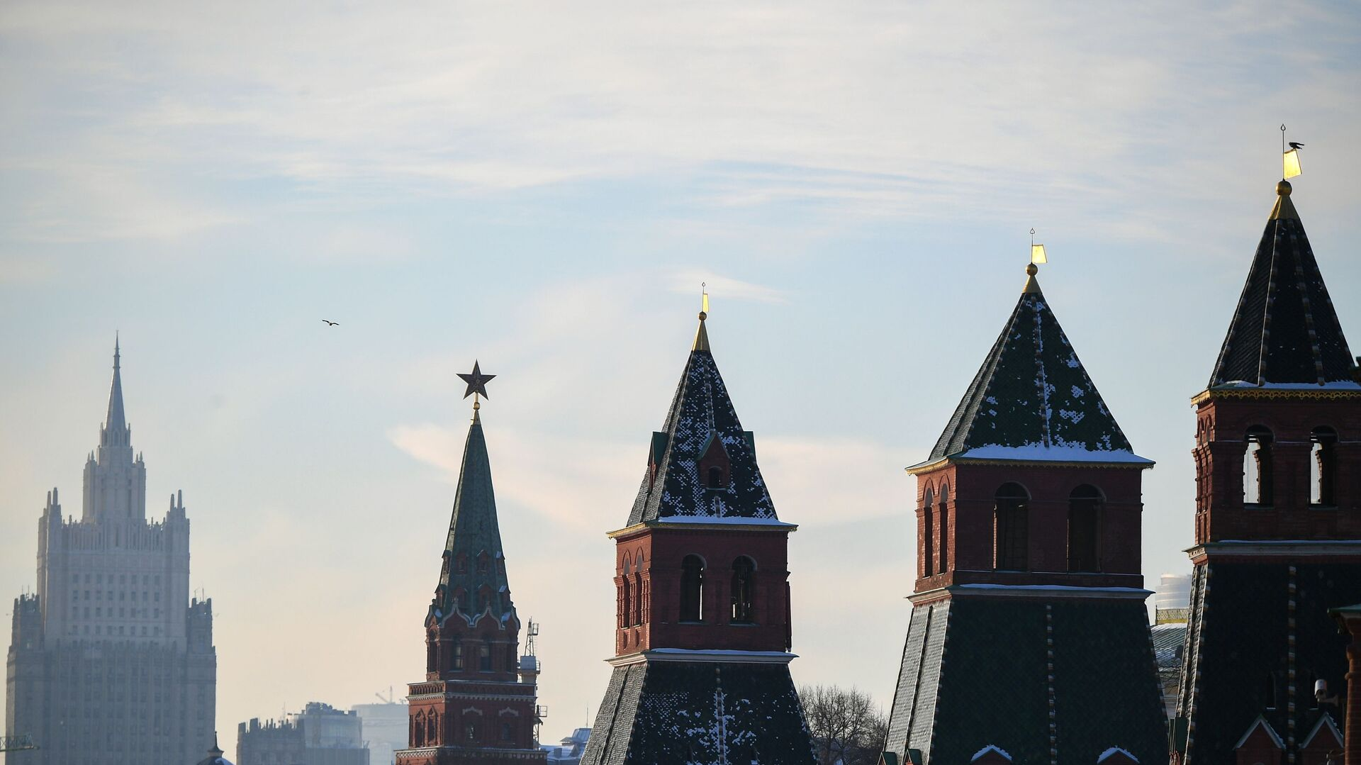 El Kremlin de Moscú, Rusia - Sputnik Mundo, 1920, 09.03.2021