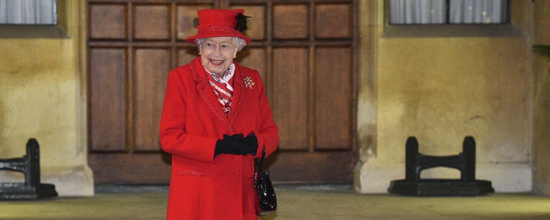 Isabel II, reina británica - Sputnik Mundo, 1920, 03.02.2021