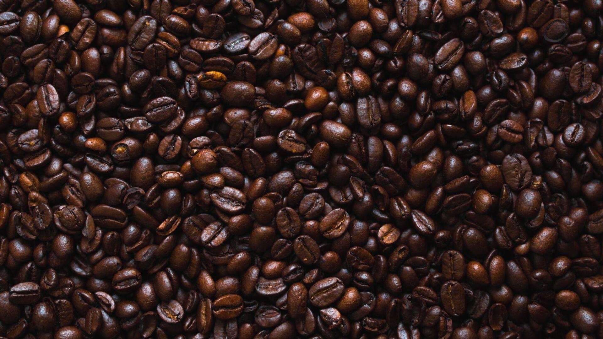 Granos de café - Sputnik Mundo, 1920, 05.10.2021
