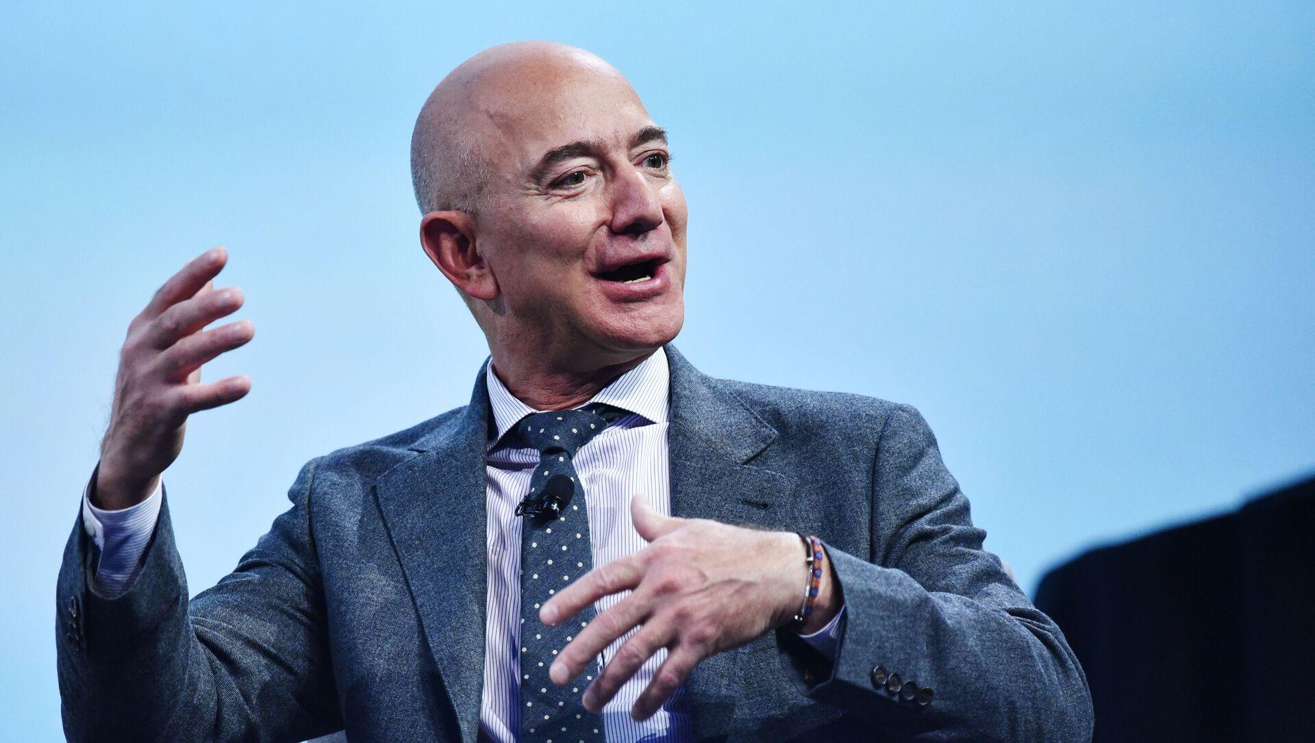 Jeff Bezos - Sputnik Mundo, 1920, 04.02.2021