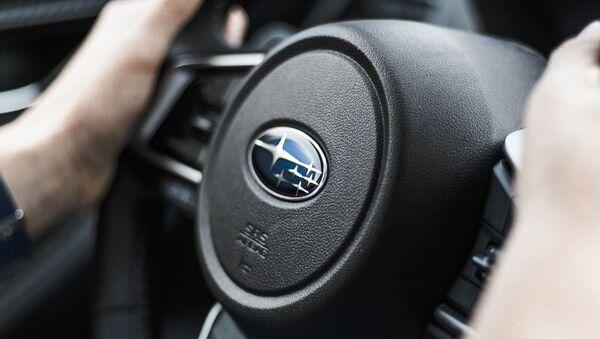 Logo de Subaru (imagen referencial) - Sputnik Mundo