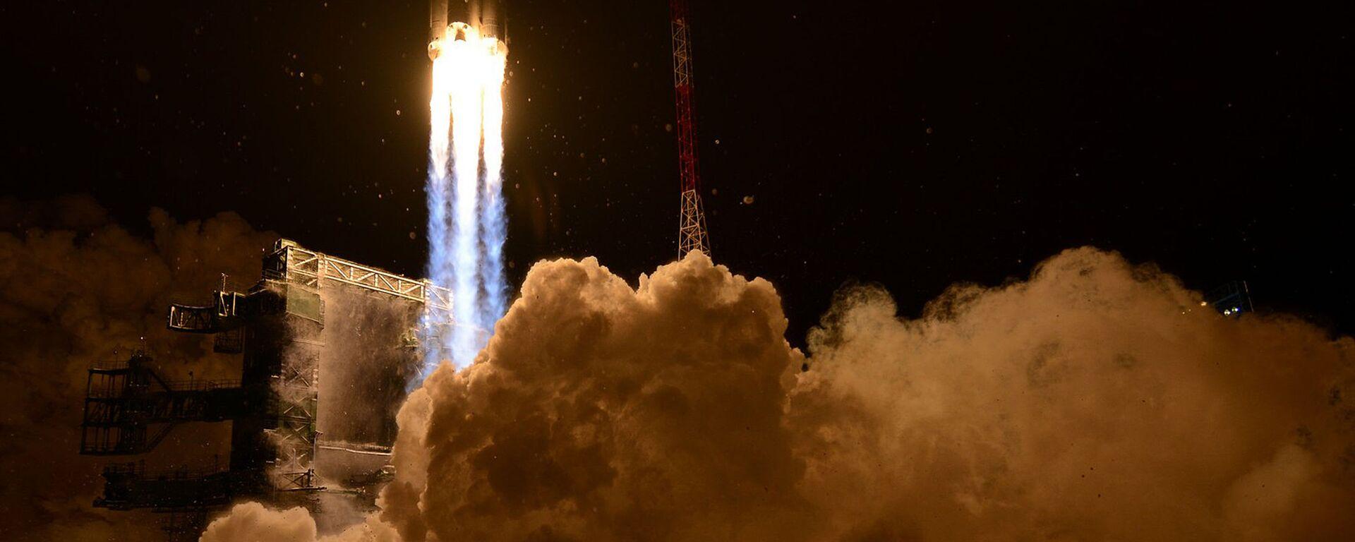 Lanzamiento del cohete portador Angara A5 - Sputnik Mundo, 1920, 05.02.2021