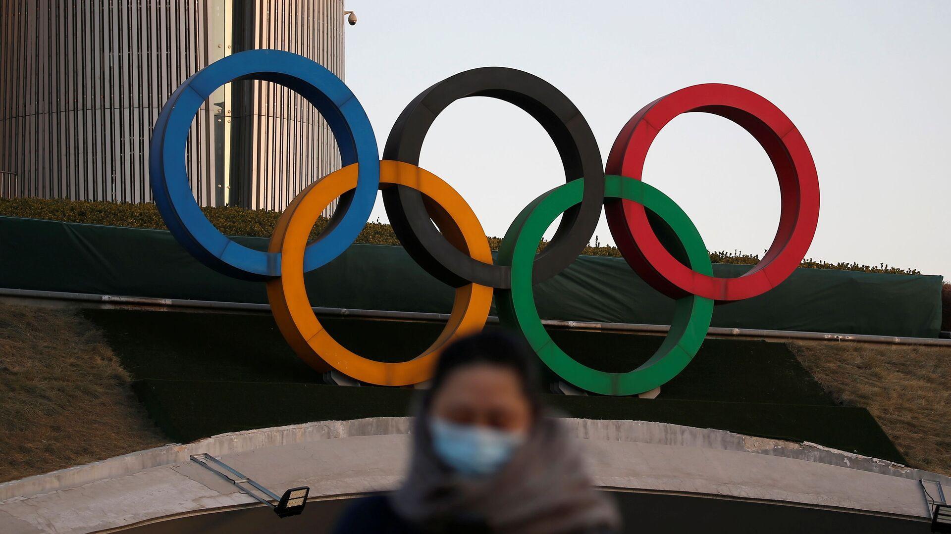 Anillos olímpicos - Sputnik Mundo, 1920, 22.03.2021