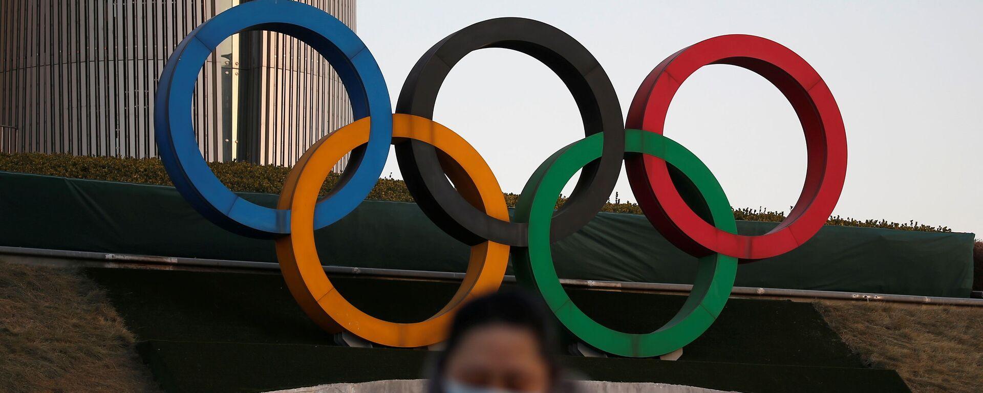 Anillos olímpicos - Sputnik Mundo, 1920, 08.02.2021