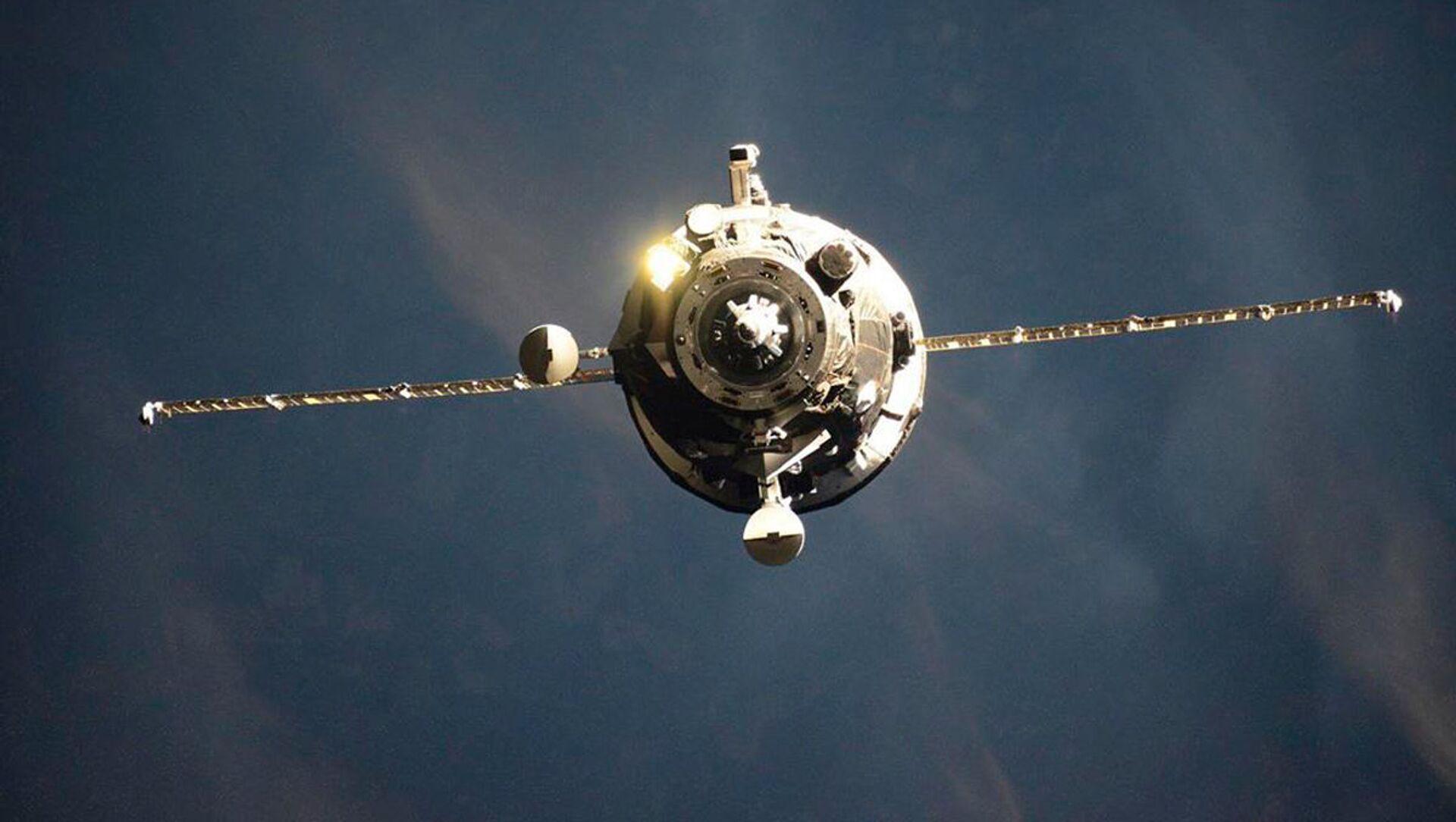 La nave espacial rusa de carga Progress MS-15 - Sputnik Mundo, 1920, 09.02.2021