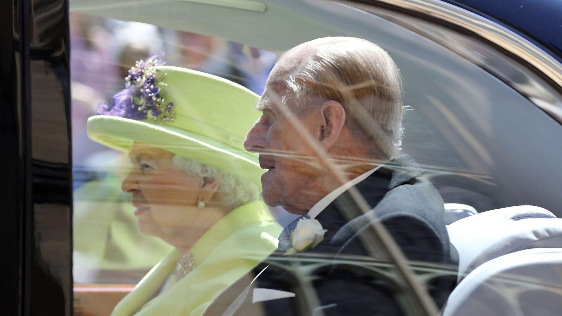 La reina Isabel II del Reino Unido y el príncipe Felipe - Sputnik Mundo, 1920, 10.02.2021